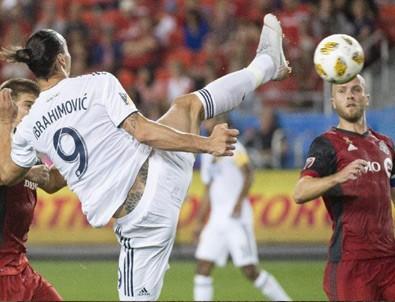 Ibrahimovic'ten akrep golü