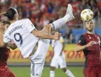 JOZY ALTIDORE - Ibrahimovic'ten akrep golü
