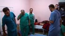 İdlib'te Güvenlik Gerekçesi İle Yer Altına Kurulan Hastane Rus Jetleri Tarafından Bombalandı