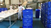 REYHANLI - İHH'dan Suriye'ye 8 Ayda 250 Milyon Ekmek