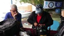 DEĞIRMENDERE - 'İnsanların Bıraktığı Pislikleri, Çöpleri Toplamaya Çalıştık'