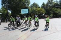 Isparta'da Bisikletli Sepsis Farkındalık Etkinliği