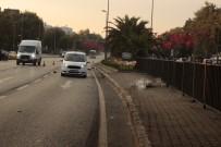 VATAN CADDESİ - İstanbul'da Feci Kaza Açıklaması 1 Ölü