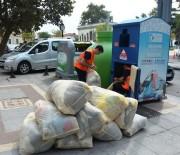 İzmit'e Ayda 14  Ton Tekstil Atığı Toplanıyor