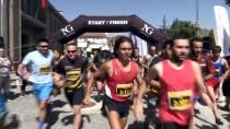 'Karahisar Kalesi Yarışı' Zor Anlar Yaşattı