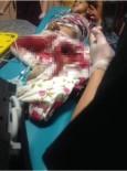 Kars'ta Patos Makinesine Düşen Kız Çocuğu Ağır Yaralandı