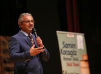 İZMIR TICARET BORSASı - Karşıyaka'nın İlk 'Edebiyat Ödülü' Sahibini Buldu