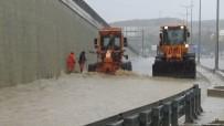 DOLU YAĞIŞI - Kastamonu'da Metrekareye Düşen Yağış Miktarları Belli Oldu