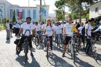 KERVANSARAY - Kervansaray Buluşmaları Kapsamında Bisiklet Turu Düzenlendi