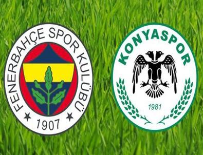 Fenerbahçe Konya'da 3 puanla tanıştı