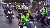 Kuşadası'nda Motosiklet Buluşması