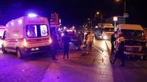 ACIL SERVIS - Manisa'da Trafik Kazası Açıklaması 8 Yaralı