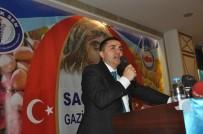SAĞLIK ÇALIŞANLARI - Mehmet Ali Arayıcı Yeniden Başkan Oldu