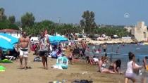 KıZKALESI - Mersin'de Deniz Sezonu Devam Ediyor