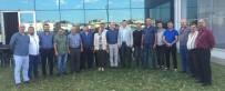 DAYATMA - MHP Genel Başkan Yardımcısı Depboylu'dan Yeni Atanan Başkanlara Ziyaret