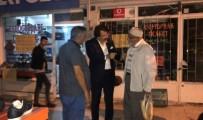 SUİKAST GİRİŞİMİ - Milletvekili Aydemir, Dadaşların Dolar Tepkisine Ortak Oldu