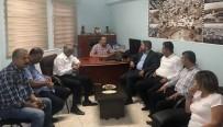 Milletvekilleri Kent Konseyi Yönetimi İle Bir Araya Geldi