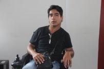 KıSA FILM - Engelli Genç Yaşadığı Sıkıntıları Çektiği Kısa Filmle Anlattı