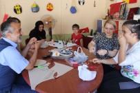Sevgi Evleri'nde Kalan Engelli Çocukların Hasat Vakti