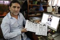KARİKATÜR - (Özel) Kentin Sorunlarını Karikatürle Anlatıyor