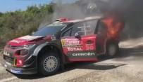 ORMANA - Rally Şampiyonasında Kaza