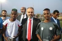 İŞADAMLARI - Şampiyon Karabük, Kazanan Somali