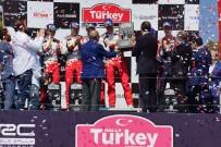 DÜNYA RALLI ŞAMPIYONASı - Şampiyonlar Kupalarını Erdoğan'ın Elinden Aldı