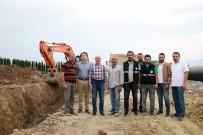 SAĞ VE SOL - SASKİ Genel Müdürü Keleş Açıklaması 'Akçay Barajı Şehri Geleceğe Taşıyacak'