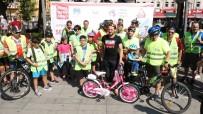 SOLUNUM YETMEZLİĞİ - Sepsis Hastalığına Farkındalık Oluşturmak İçin Pedal Çevirdiler