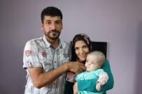 İŞ MAKİNESİ - 'Şifa' Bebek Hayata Tutundu