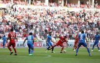 ERZURUMSPOR - Sivas'ta 4 Gol Var, Kazanan Yok