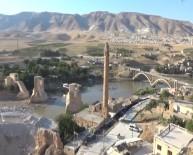 Son Demlerini Yaşayan Hasankeyf'e Turist Akını