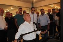 ŞARK KÖŞESI - Spor Merkezini Belediye Başkanları Antrenmanla Açtı