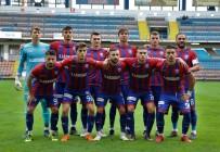 KARABÜKSPOR - Spor Toto 1. Lig Açıklaması Kardemir Karabükspor Açıklaması 0 - Osmanlıspor Açıklaması 0 (İlk Yarı)