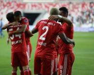 ERZURUMSPOR - Spor Toto Süper Lig Açıklaması DG Sivasspor Açıklaması 2- BB Erzurumspor Açıklaması 2 (Maç Sonucu)