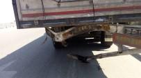 Sungurlu'da Trafik Kazası  Açıklaması 1 Yaralı