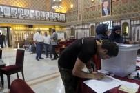 SEÇİM SÜRECİ - Suriye'de 7 yıl sonra bir ilk