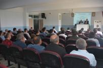 HÜSEYİN ÇELİK - Tatvan'da Okul Servisleri Semineri Düzenlendi