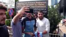 JURAJ KUCKA - Trabzonspor Alanya'ya Gitti
