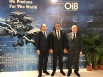 FRANKFURT - Türk Otomotiv Yan Sanayi Almanya'da 'Kalite' Şovu Yaptı