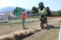 Türkiye Enduro Ve ATV Şampiyonası'nın 2'İnci Ayak Yarışları Nefes Kesti