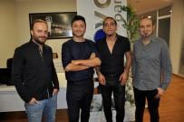 YUSUF DEMİRKOL - Ünlü Rock Grubu Zakkum Diyarbakır'da Konser Verdi