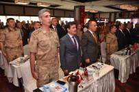 JANDARMA GENEL KOMUTANI - Vali Arslantaş, Bölge Güvenlik Toplantısına Katıldı