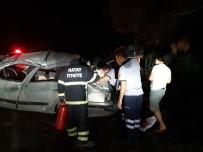 Yayla Dönüşü Kaza Açıklaması 5 Yaralı