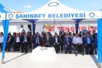 ŞAHINBEY BELEDIYESI - Yığmatepe Mahallesi'nde Yeni Yapılan Cami Hizmete Girdi