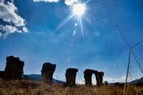 KAMULAŞTIRMA - Yıllarca Su Kemeri Sanıldı Ama Bazilika Olduğu Ortaya Çıktı
