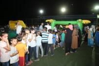ÇOCUK ŞENLİĞİ - Yüzlerce Çocuk Şırnak Belediyesi Çocuk Şenliğinde Buluştu