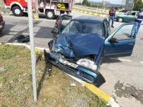 Zonguldak'ta Trafik Kazası Açıklaması 7 Yaralı