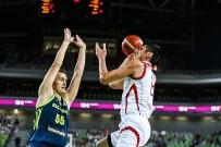 SLOVENYA - A Milli Basketbol Takımı Slovenya'yı 86-77 Mağlup Etti