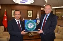 AB Büyükelçi Berger Açıklaması 'Gelecek Nesillere Yatırım Yapmak İstiyoruz'